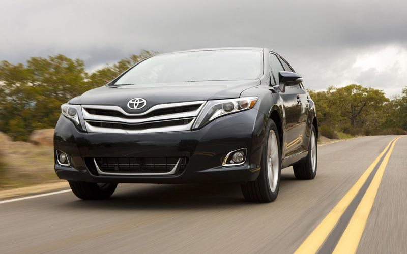 Фото Toyota Venza