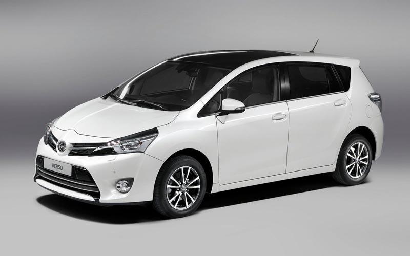 Фото Toyota Verso