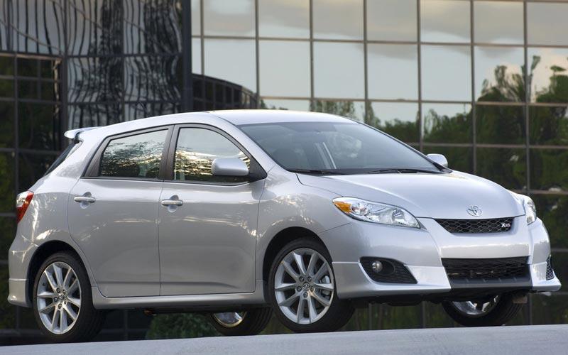 Фото Toyota Matrix  (2008-2011)
