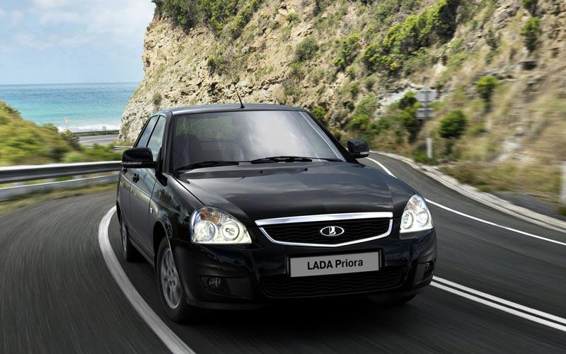 Фото Lada Priora Hatchback