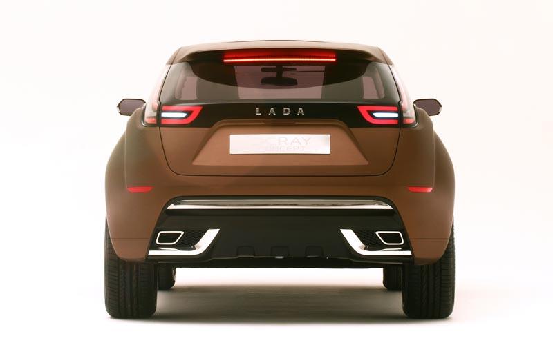 Фото Lada X-Ray Concept 3-Door