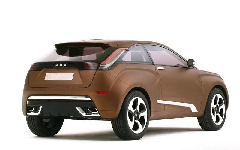 Фото Lada X-Ray Concept 3-Door