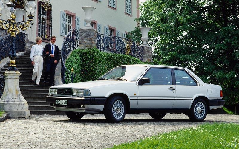 Фото Volvo 780