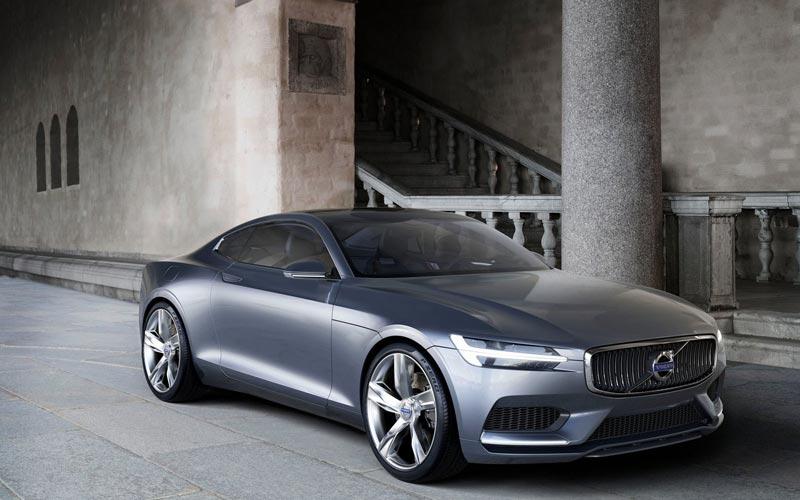 Фото Volvo Coupe Concept
