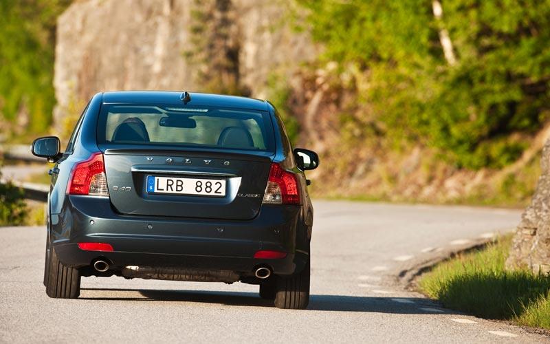 Фото Volvo S40