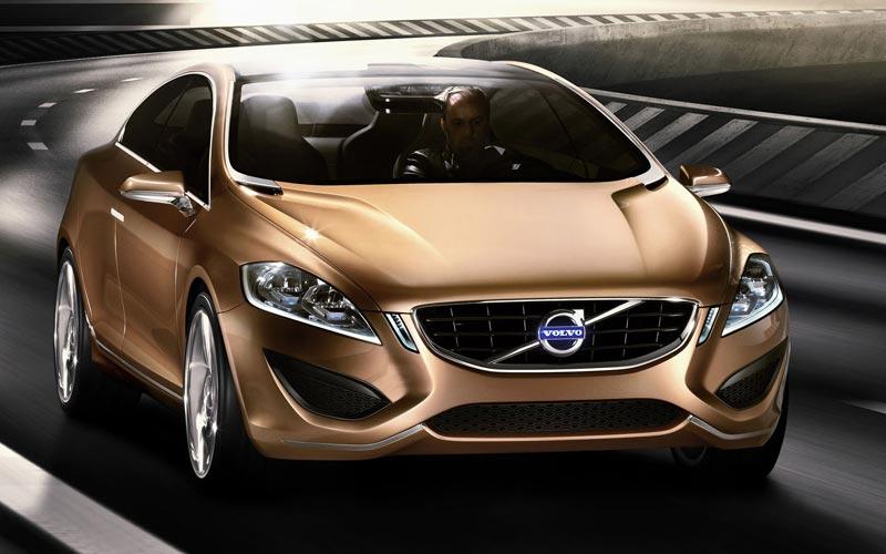 Фото Volvo S60 Concept