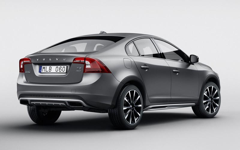 Фото Volvo S60 Cross Country