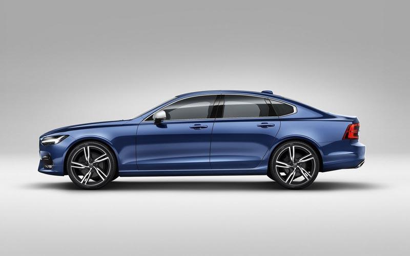 Фото Volvo S90 R-Design