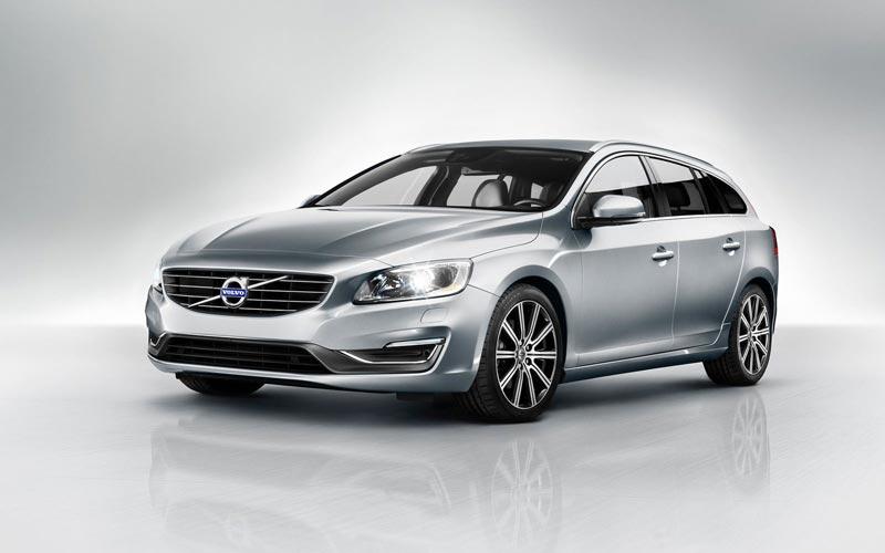 Фото Volvo V60