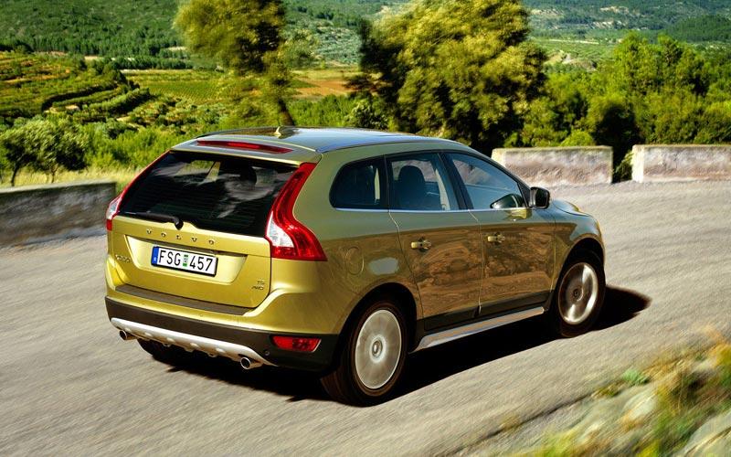 Фото Volvo XC60  (2008-2013)