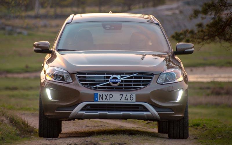 Фото Volvo XC60  (2013-2017)