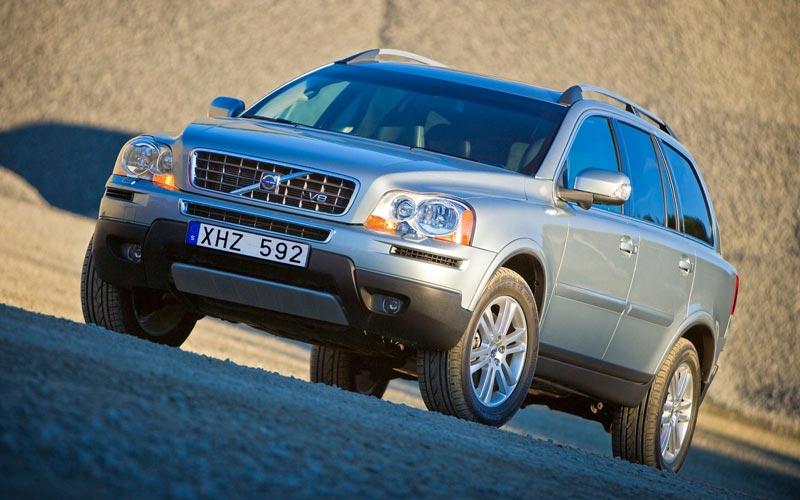Фото Volvo XC90  (2006-2014)