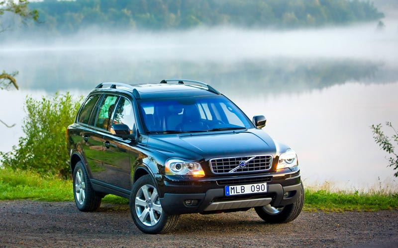 Volvo XC90 Фото Volvo.