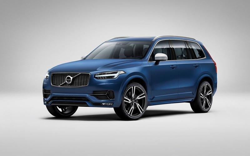 Фото Volvo XC90 R-Design