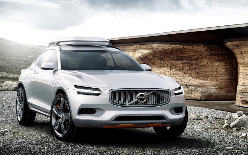 Фото Volvo XC Coupe Concept