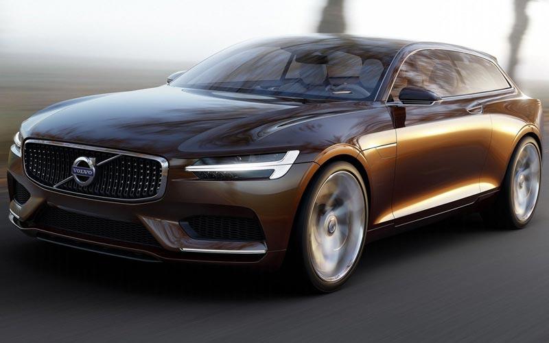 Фото Volvo Estate Concept