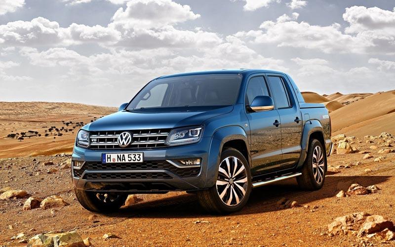 Фото Volkswagen Amarok