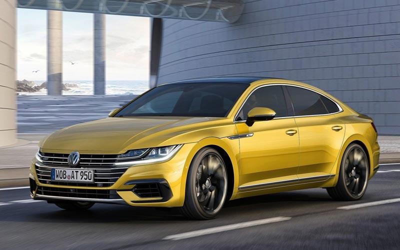 Фото Volkswagen Arteon