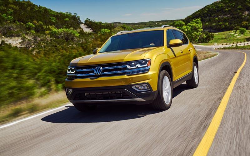 Фото Volkswagen Atlas