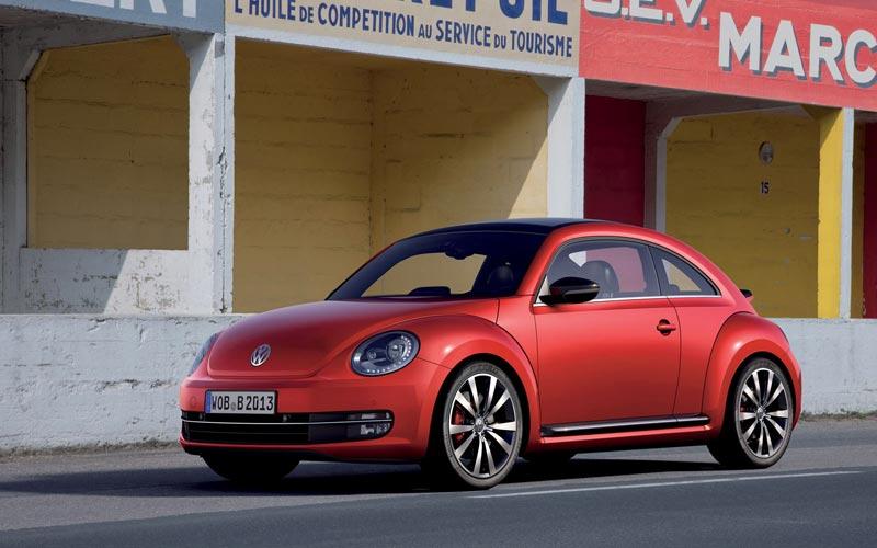 Фото Volkswagen Beetle