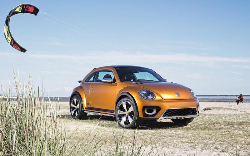 Фото Volkswagen Beetle Dune Concept