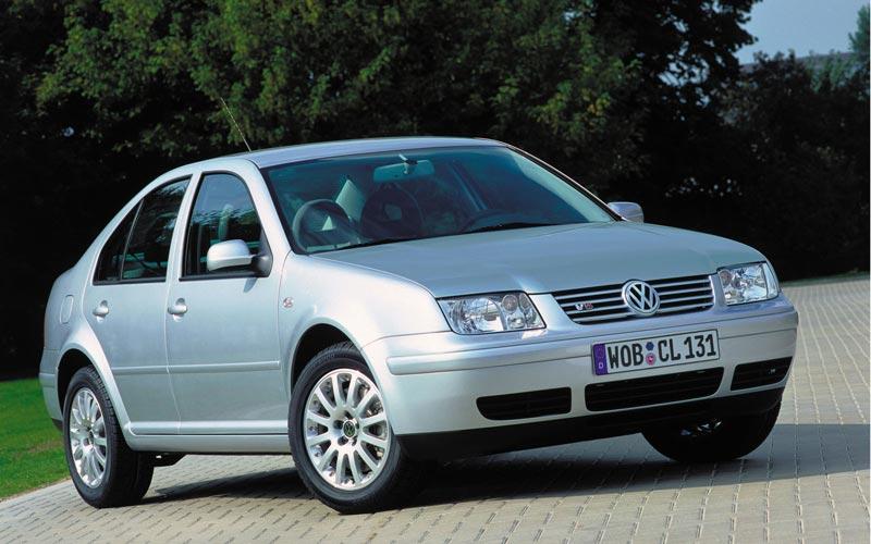 Фото Volkswagen Bora