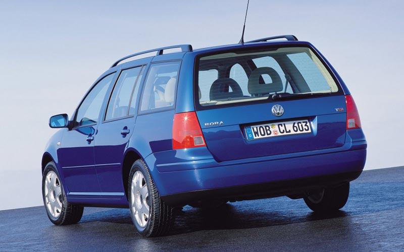 Фото Volkswagen Bora Variant
