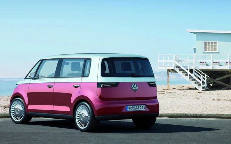 Фото Volkswagen Bulli Concept