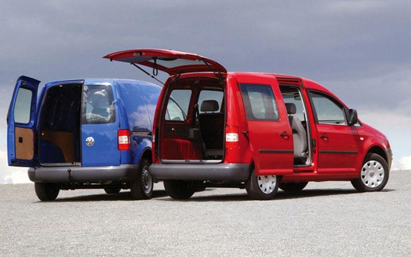 Фото Volkswagen Caddy  (2003-2010)
