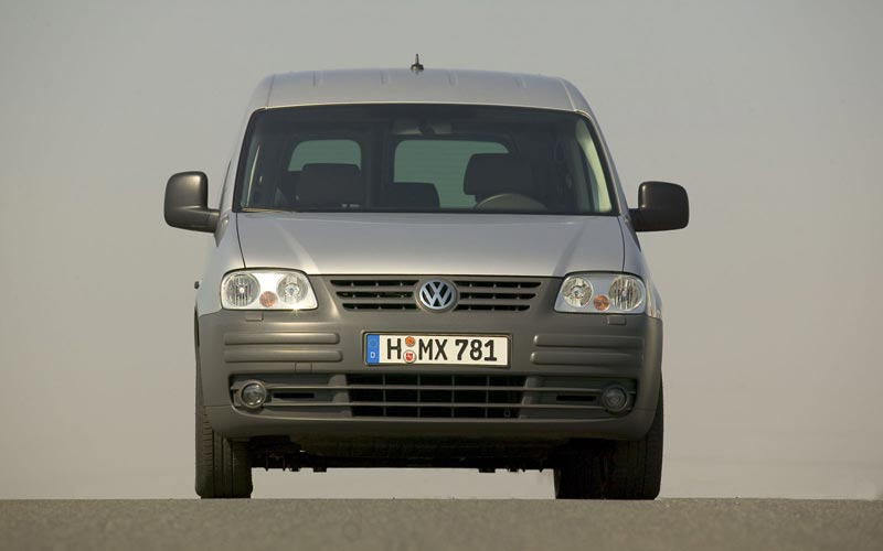 Фото Volkswagen Caddy  (2003-2010)