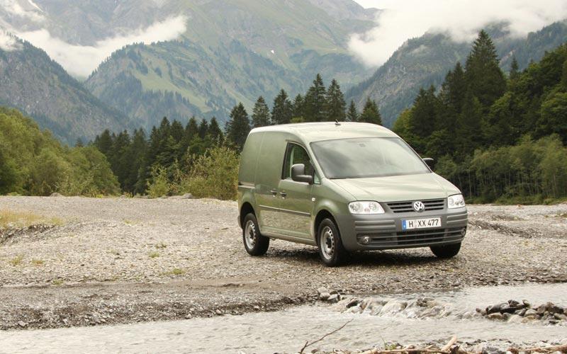 Фото Volkswagen Caddy Kasten  (2003-2010)