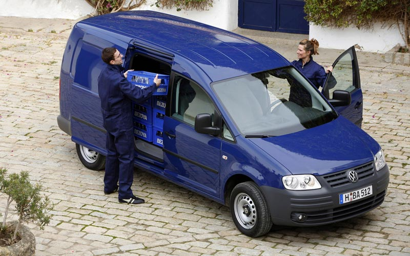 Фото Volkswagen Caddy Maxi Kasten  (2003-2010)