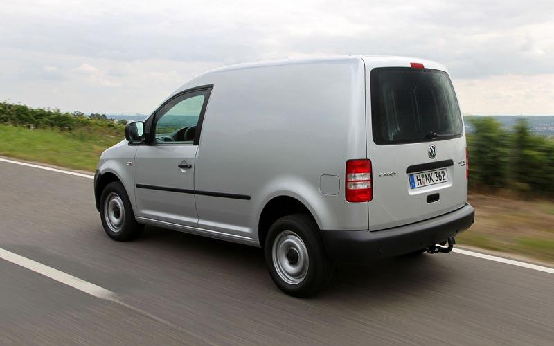Фото Volkswagen Caddy Kasten