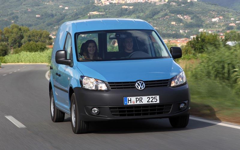 Фото Volkswagen Caddy Kasten  (2010-2015)