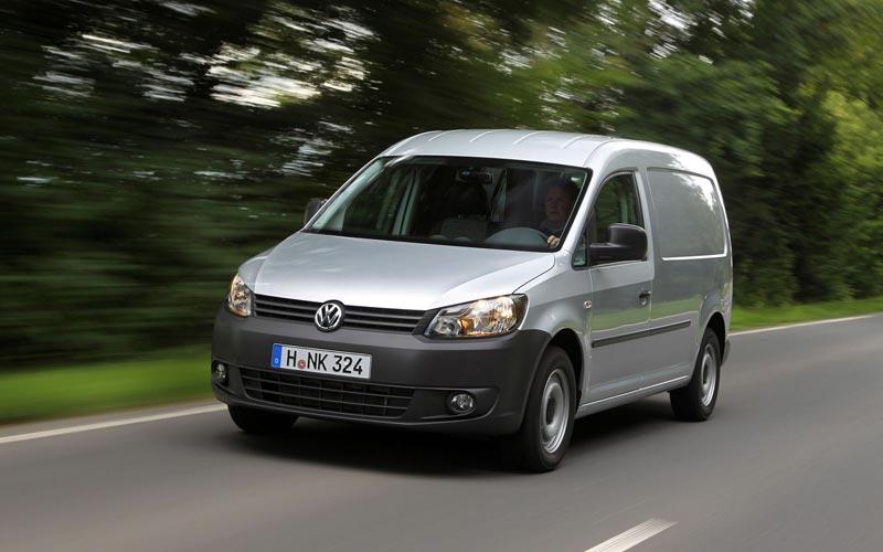 Фото Volkswagen Caddy Maxi Kasten