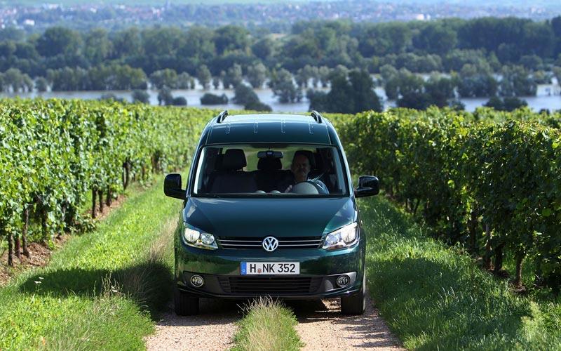 Фото Volkswagen Caddy Maxi