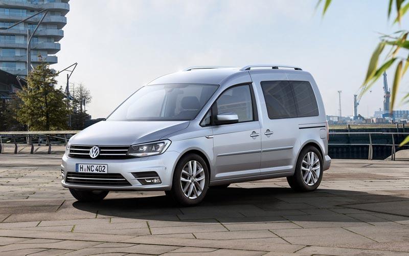 Фото Volkswagen Caddy
