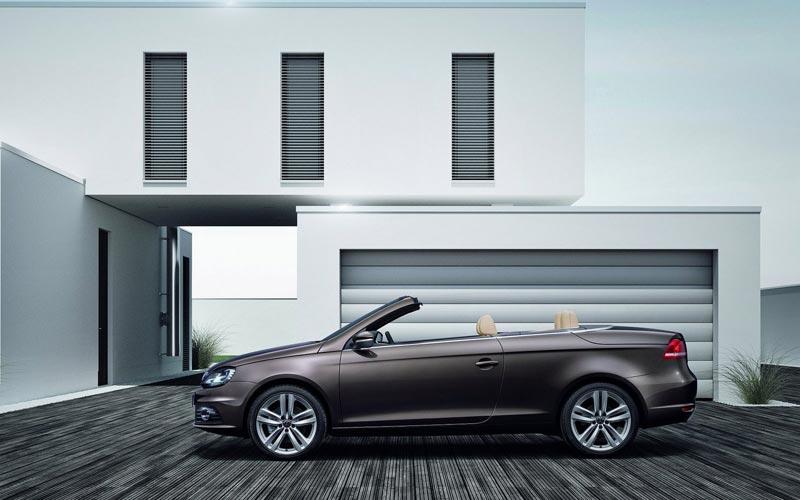 Фото Volkswagen Eos