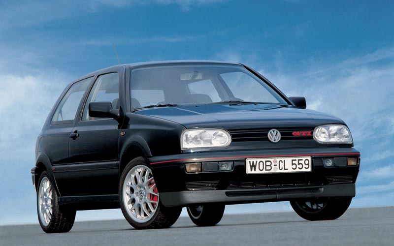 Фото Volkswagen Golf GTI  (1992-1997)