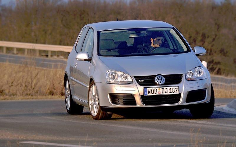 Фото Volkswagen Golf GT  (2005-2008)