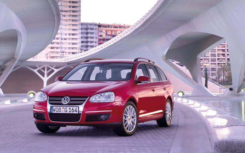 Фото Volkswagen Golf Variant  (2007-2009)