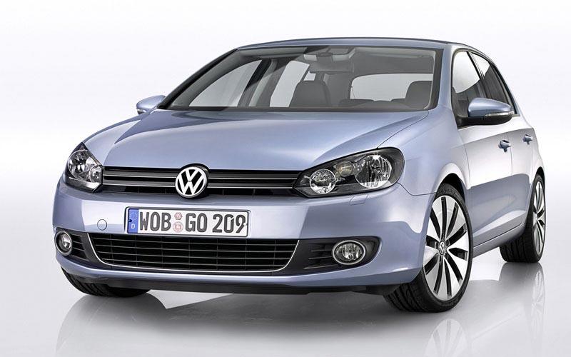 Фото Volkswagen Golf  (2008-2012)