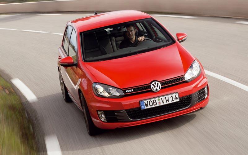 Фото Volkswagen Golf GTI  (2009-2012)