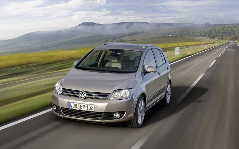 Фото Volkswagen Golf Plus  (2009-2013)