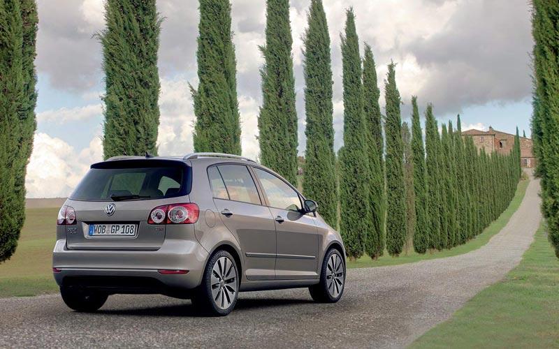 Фото Volkswagen Golf Plus  (2009-2013)