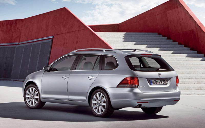 Фото Volkswagen Golf Variant  (2009-2012)