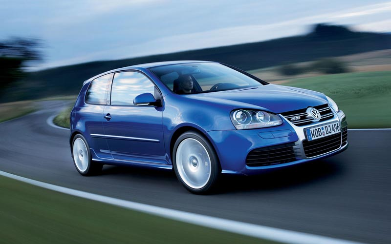Фото Volkswagen Golf R32  (2005-2009)