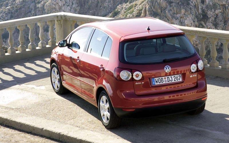 Фото Volkswagen Golf Plus  (2005-2008)