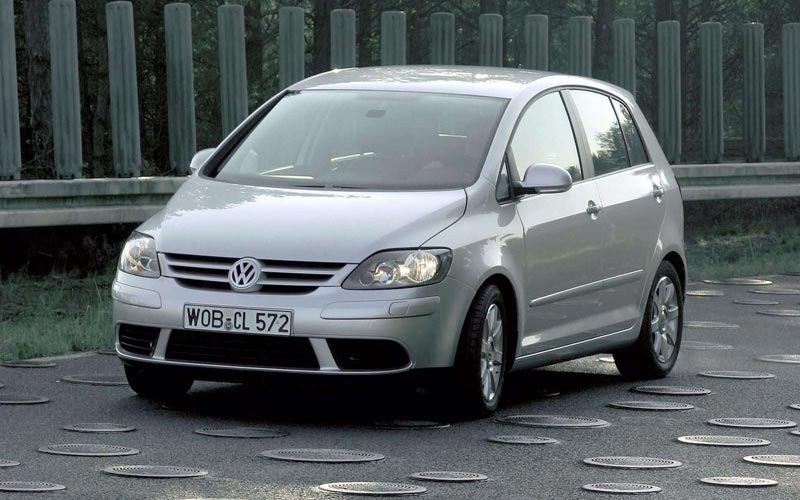 Фото Volkswagen Golf Plus  (2005-2008)
