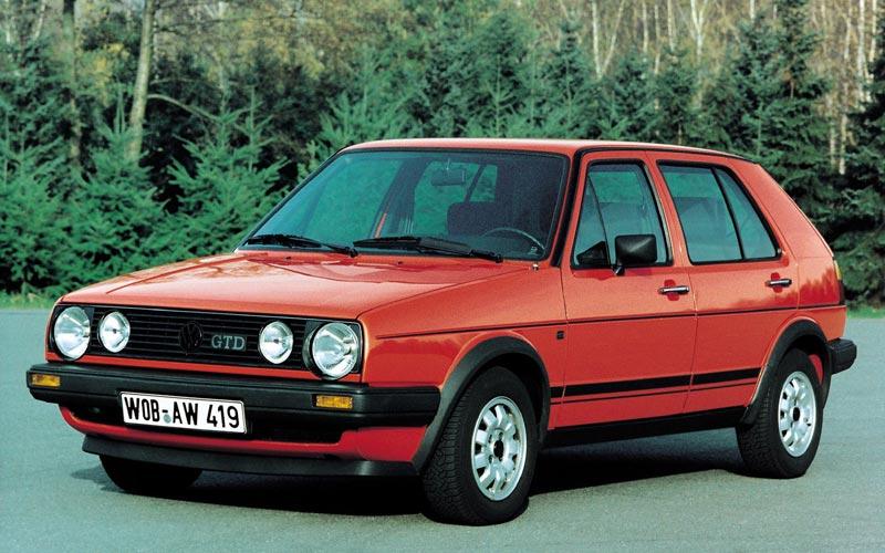 Фото Volkswagen Golf  (1983-1991)